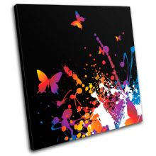 Butterfly Animal Illustration - 13-1296(00B)-SG11-LO